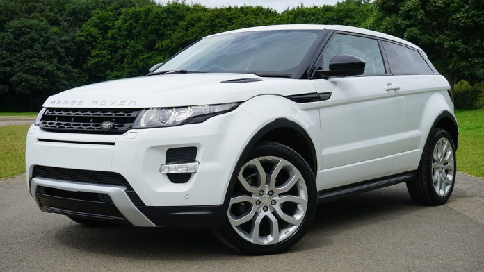 2016 Model Year Range Rover Evoque Previewed