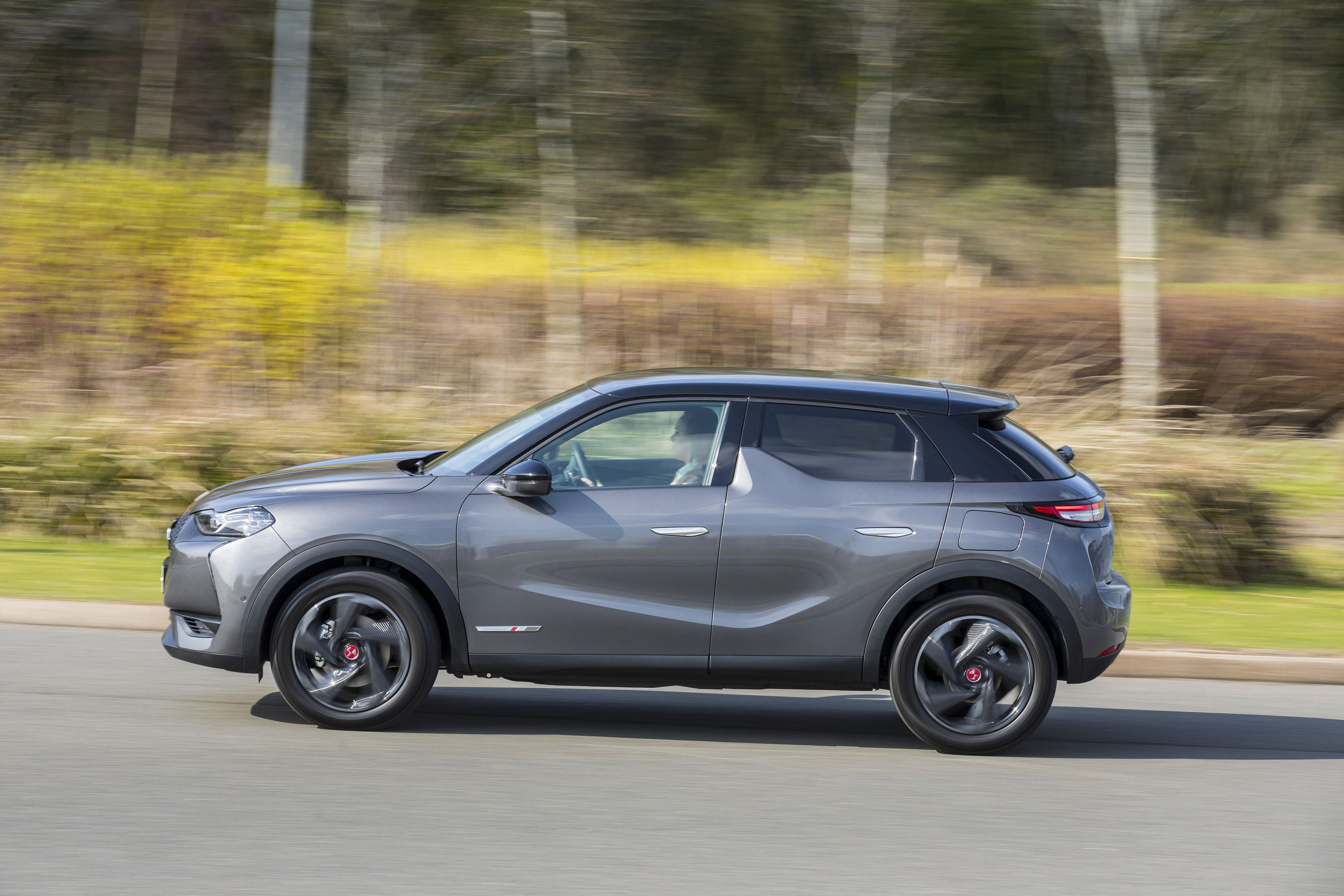 side view of the DS3 Crossback