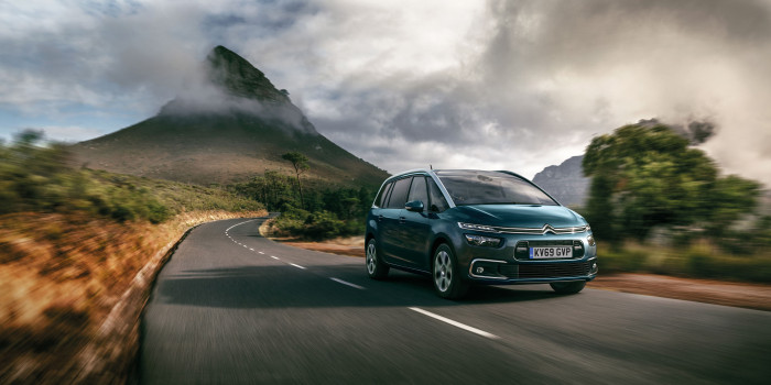 Equipment levels enhanced on award-winning Citroën Grand C4 SpaceTourer