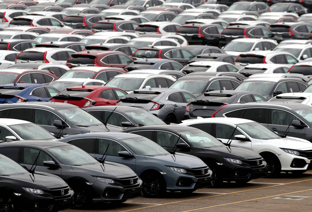 Car industry faces 'perfect storm' as sales drop