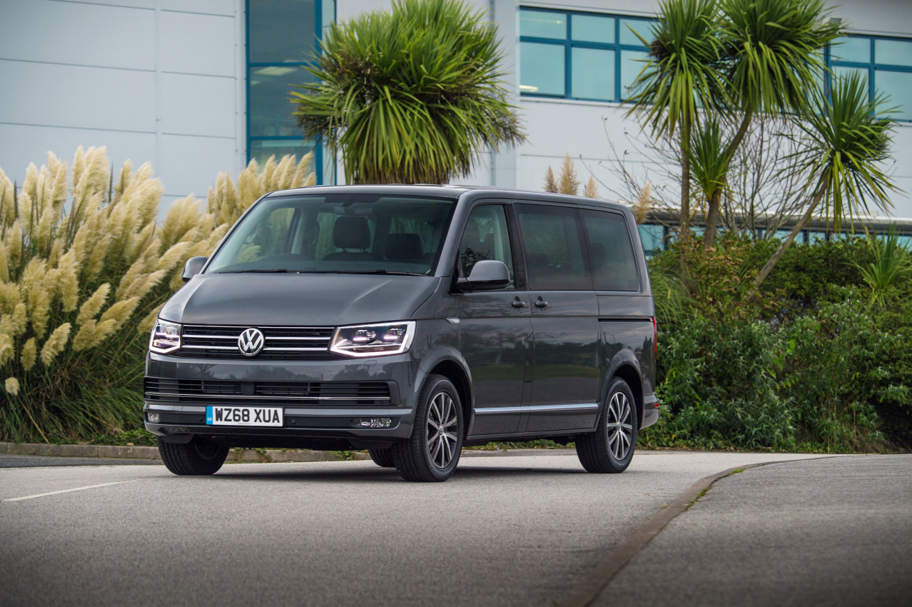 Volkswagen pays homage to the Caravelle with huge Contract Hire offer