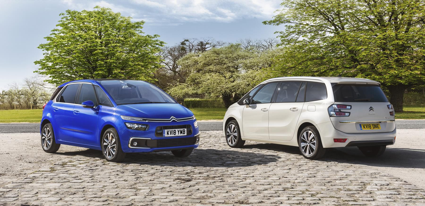 Citroen C4 SpaceTourer and Grand SpaceTourer