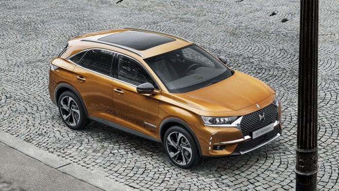 Night Vision and Cat Paw Massages - Meet the DS 7 Crossback