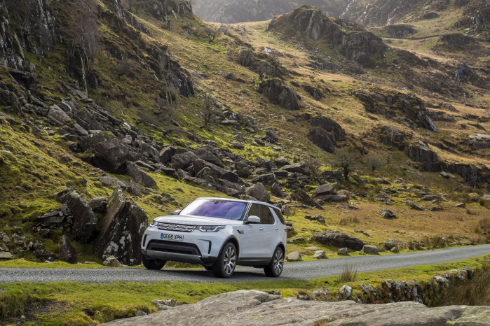 Land Rover Discovery Test Drive Review
