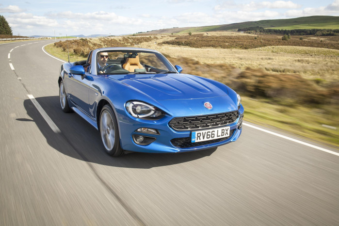 Why are we cabrio crazy in the UK?