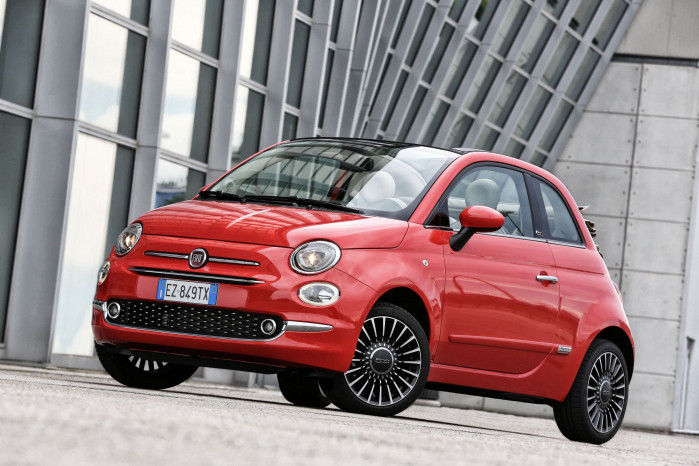Road Test: Fiat 500C - cute, cheerful & a surprisingly good drive.