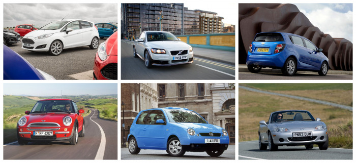The best used cars for first-time drivers under £5,000