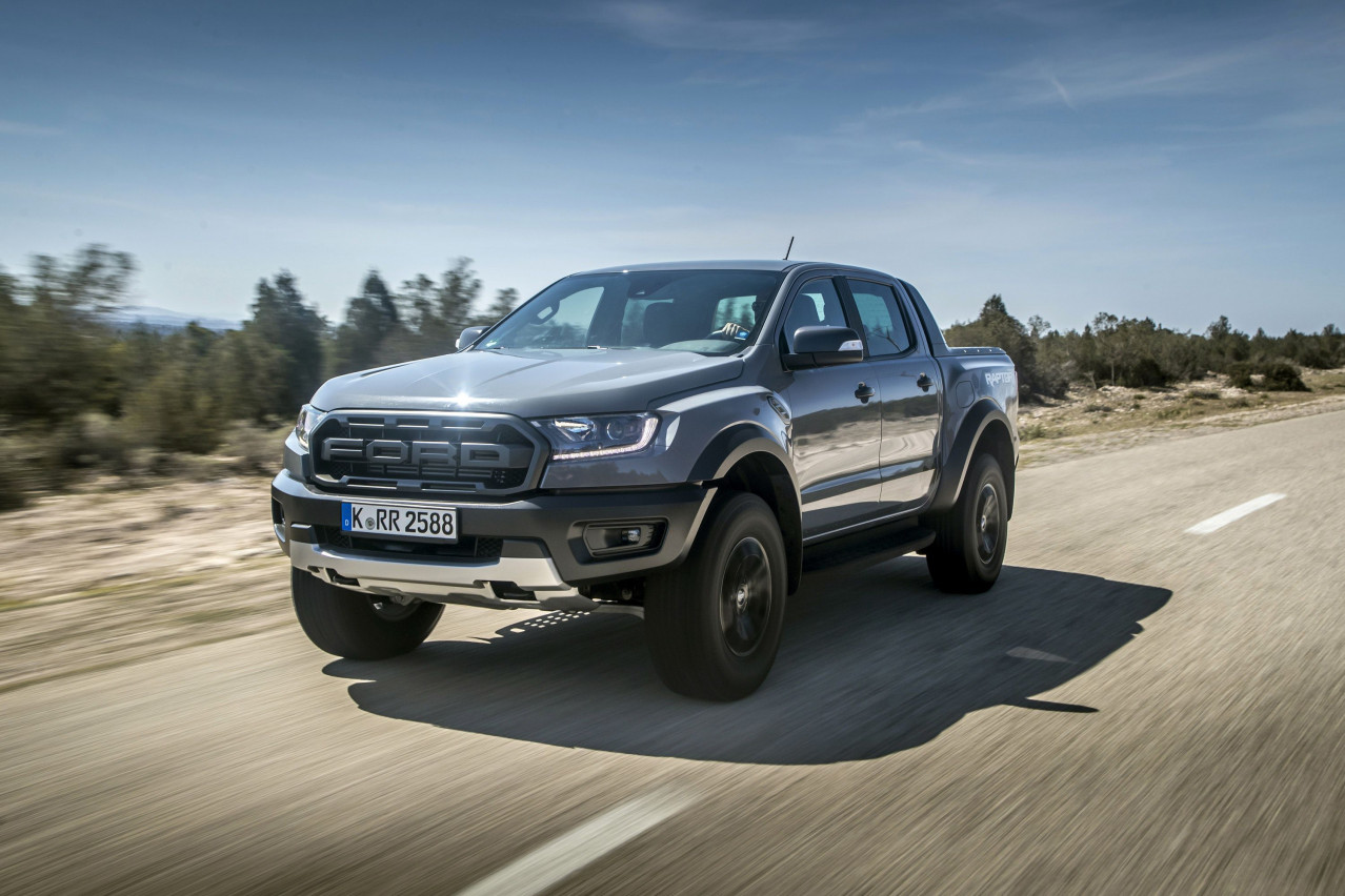 First Drive: Ford's Ranger Raptor adds bite to a solid pick-up