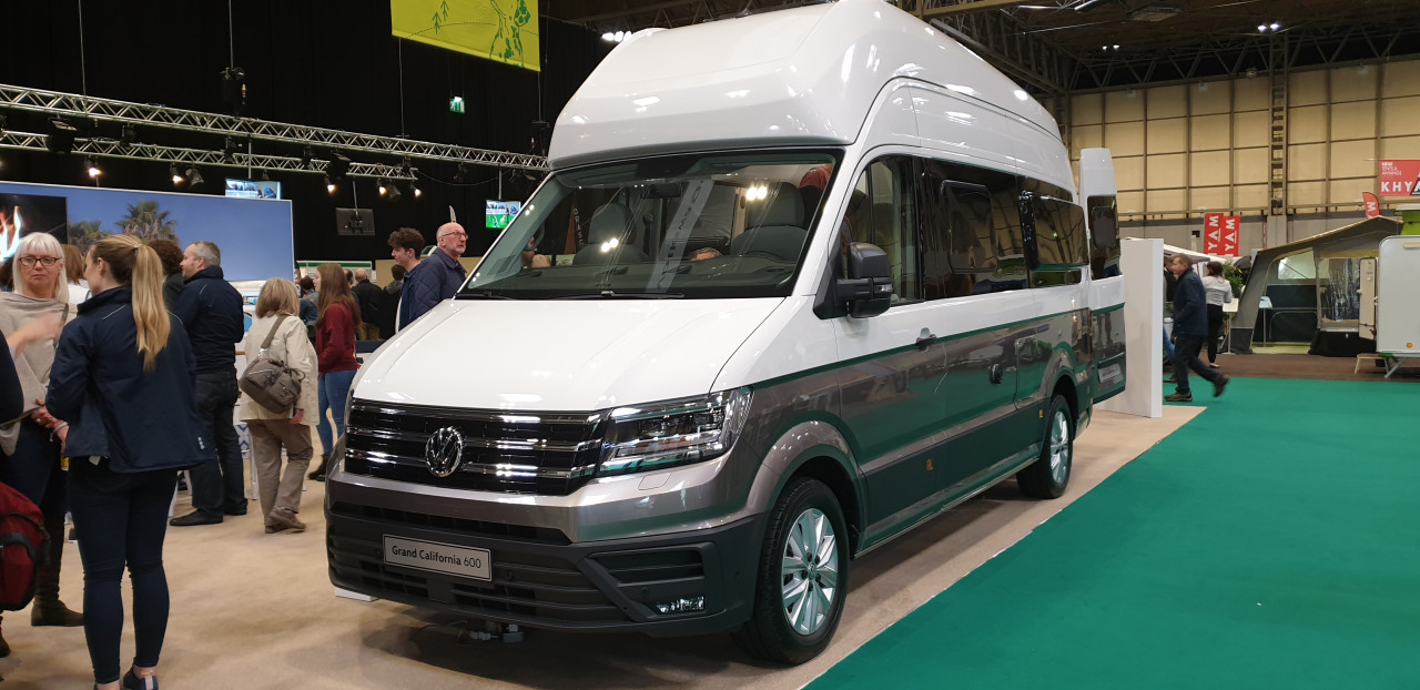 VW Grand California: First Look