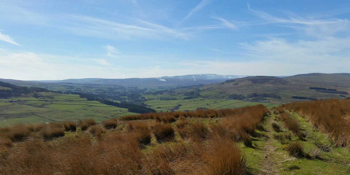 Penrith to Alston in the Pennines