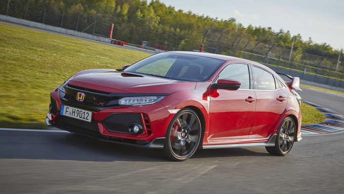 The Honda Civic Type R has a new level of maturity, but it still packs a punch