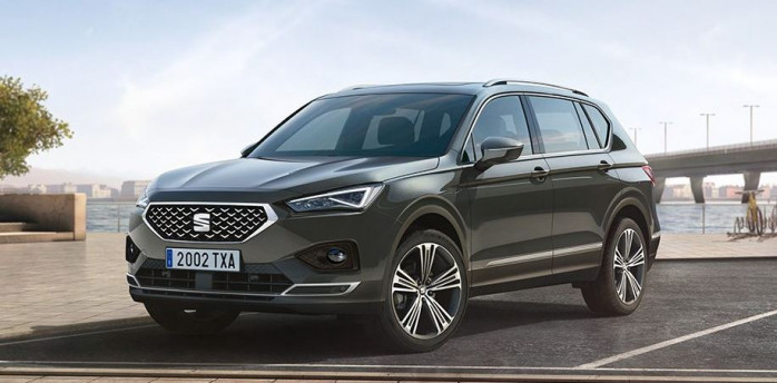 Meet the New SEAT Tarraco