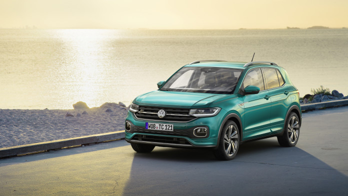 Introducing the new Volkswagen T-Cross