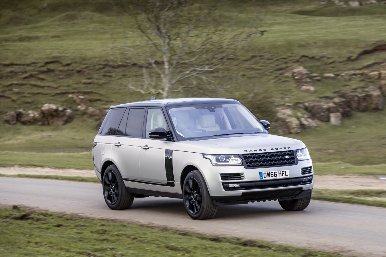 Range Rover Test Drive Review