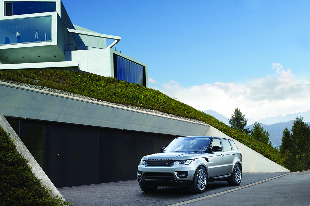 Range Rover Sport Test Drive Review