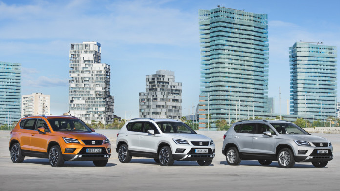 Seat Ateca Test Drive Review