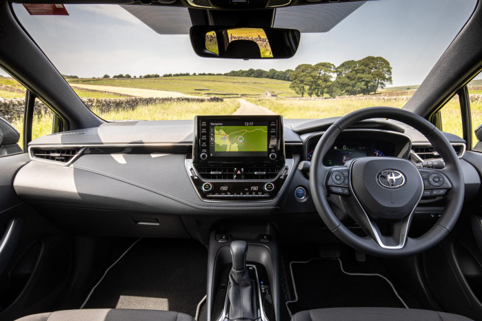 Car manufacturer infotainment systems detailed