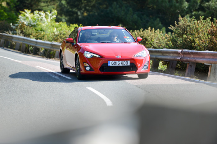 The Best Used Sports Coupés for under £15k