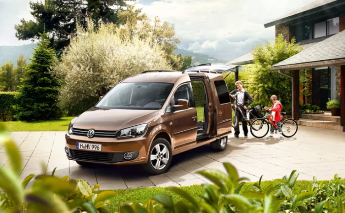 Volkswagen Vans Available on the Motability Scheme