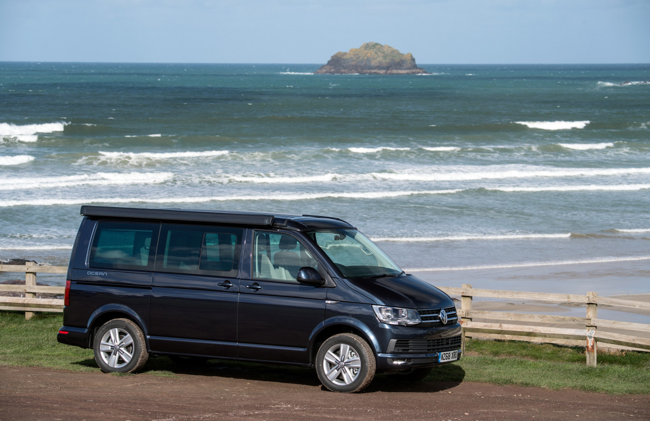VW California Ocean Test Drive Review