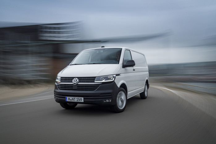 First drive: Updated Volkswagen Transporter could be the new mid-size van of choice