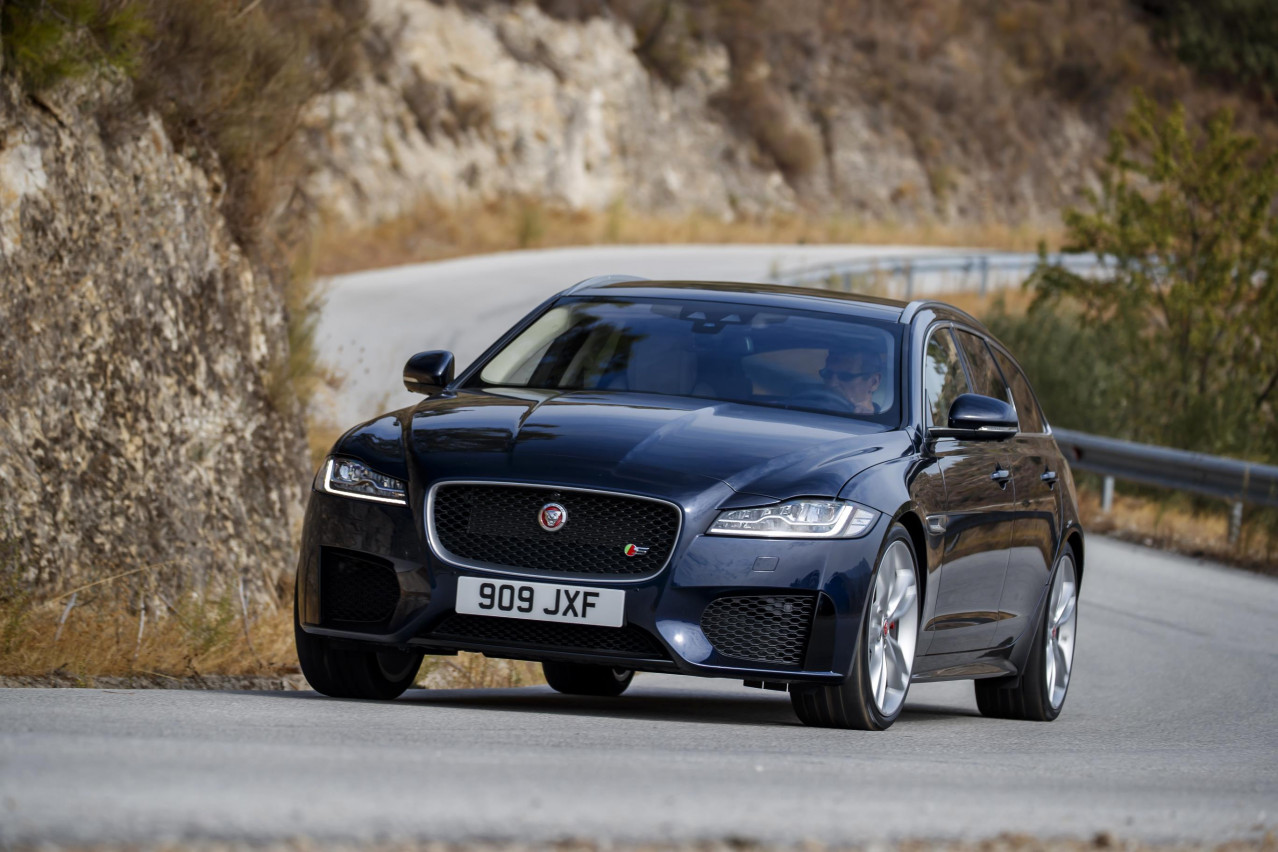 Road Test: Jaguar XF Sportbrake - a compelling package
