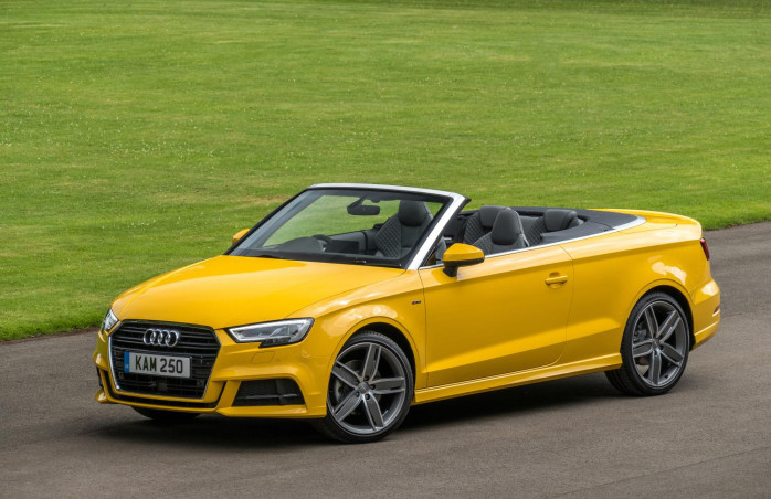 Buying a Used Audi A3 Cabriolet