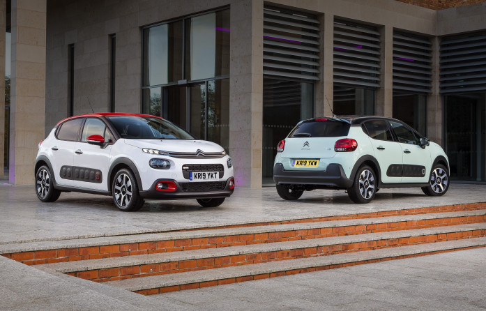 Range update for Citroën UK's best selling C3 Supermini