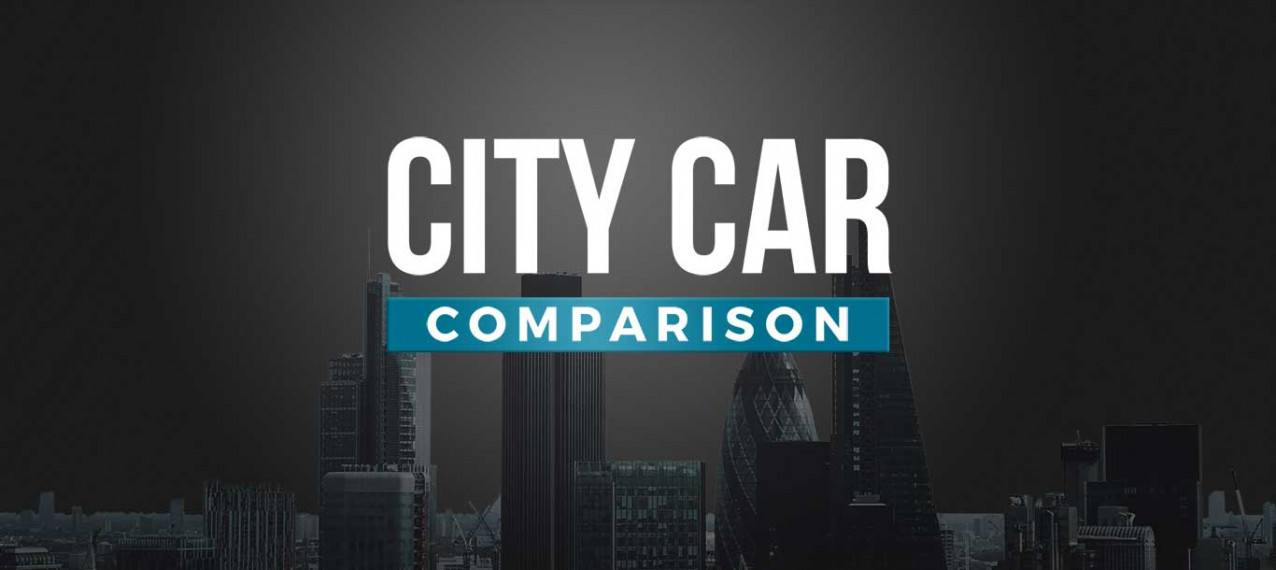 Which is the best City Car? Fiat 500 vs Peugeot 108 vs VW up vs Citroën C1