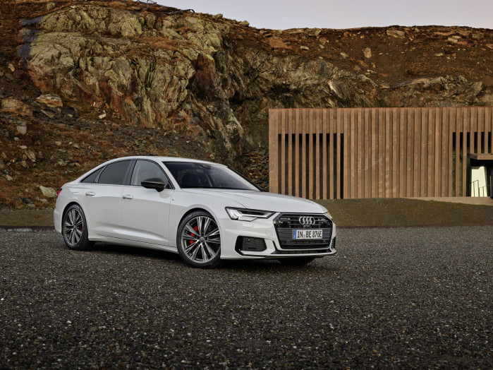 New A6 55 TFSI e Saloon adds to the Audi Plug-in Portfolio