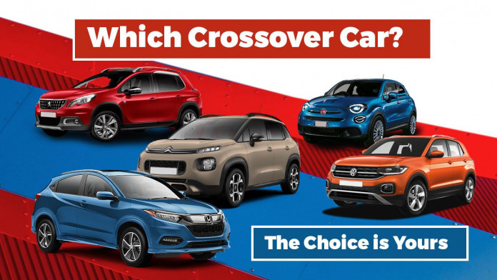Which Crossover Car? The Choice is Yours