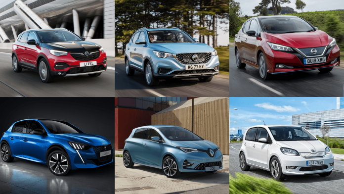 10 of the best electrified cars to get on the new '69' plate