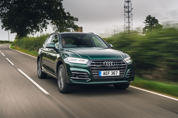 Everything you need to know about the new Audi Q5 plug-in hybrids