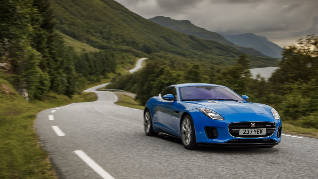 Jaguar F-Type Test Drive Review