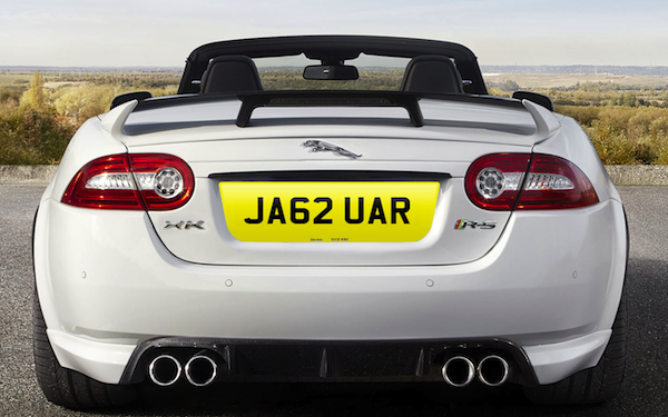 How to Put a Cherished Plate on a Lease Car