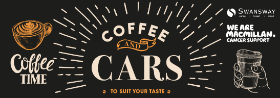 Cars to accompany your coffee