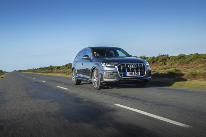 What's new on the facelift Audi Q7