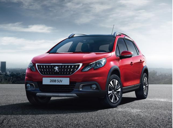 Road Test: Peugeot 2008 - clever, compact, crossover