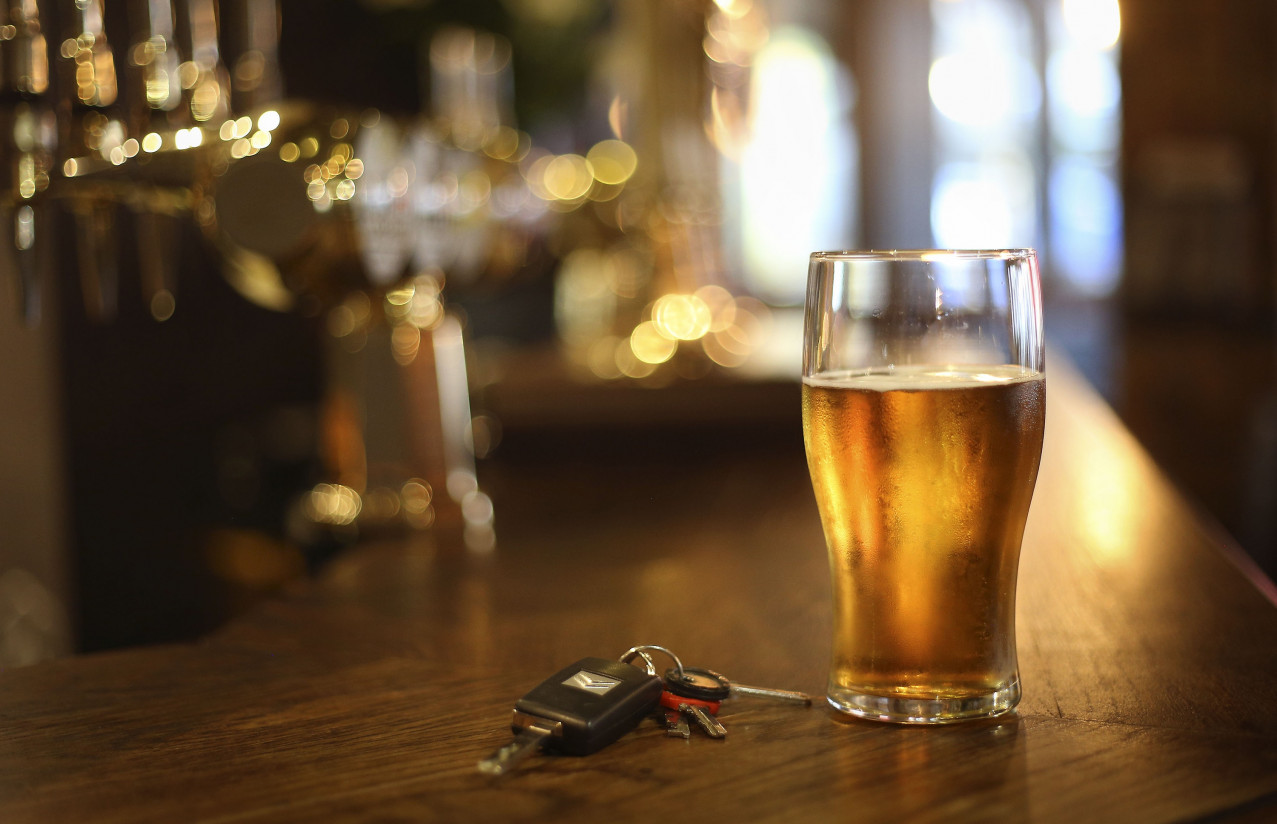 Drink-drive Deaths are Highest for Four Years