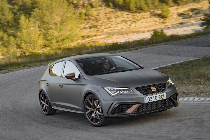 Road Test: Seat Leon Cupra R - a limited-edition cracker